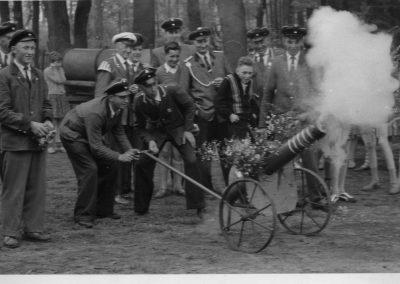 1960 die erste Kanone