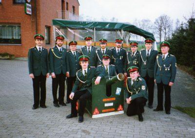 1989 Kanonenzug