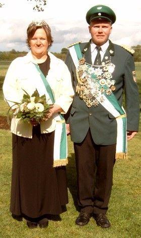 Altkönigspaar Stefan Heitmann & Sabine Heitmann